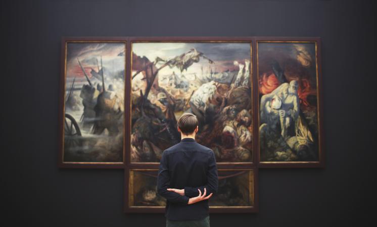 Visitez des musées