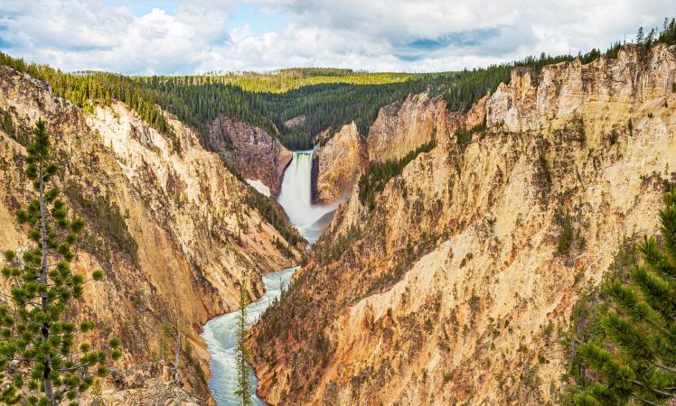 Découvrez les parcs nationaux du monde