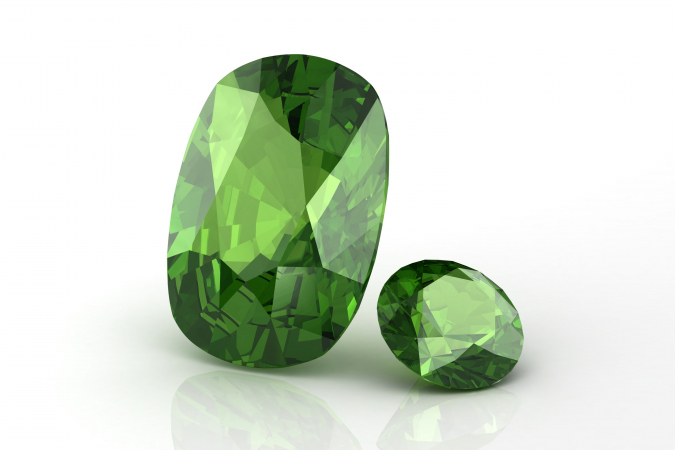 Tourmaline Verte