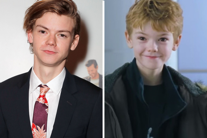 Thomas Brodie-Sangster – Love Actually à 13 ans