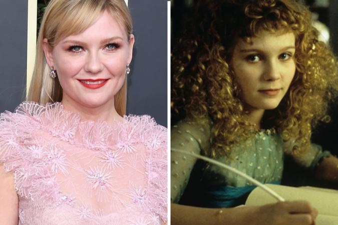 Kirsten Dunst – Entretien avec un Vampire à 12 ans