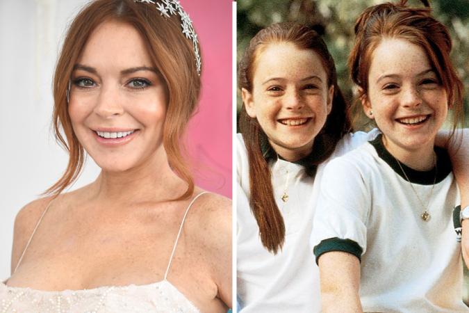 Lindsay Lohan – À nous quatre à 12 ans