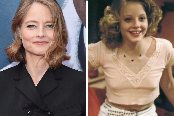 Jodie Foster – Taxi Driver à 14 ans