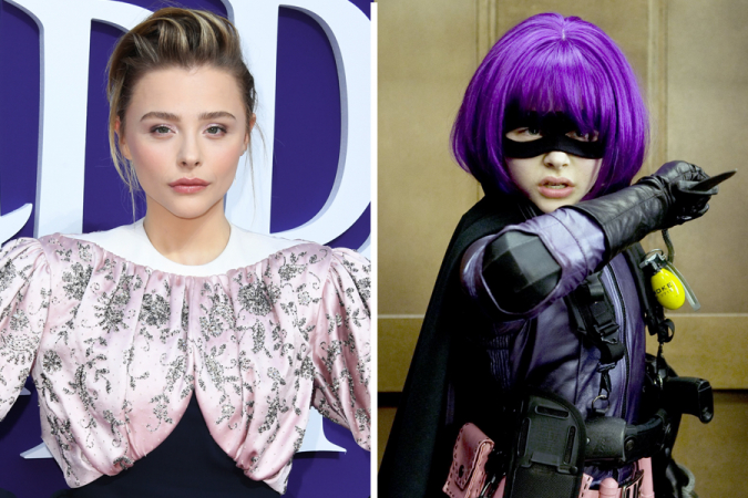 Chlöe Grace Moretz – Kick Ass à 12 ans
