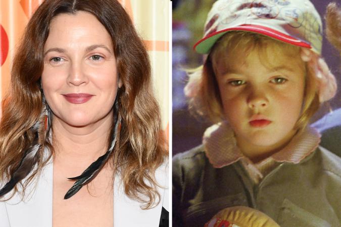 Drew Barrymore – E.T. à 7 ans