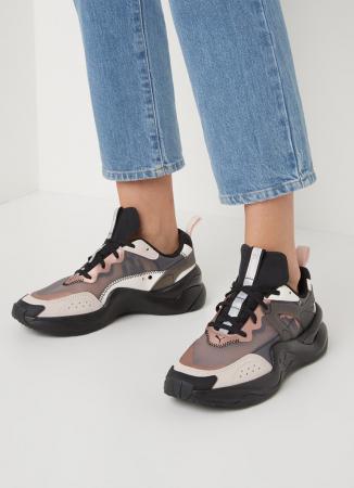 Contrasterende sneakers