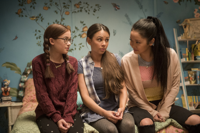 3. To All The Boys I've Loved Before