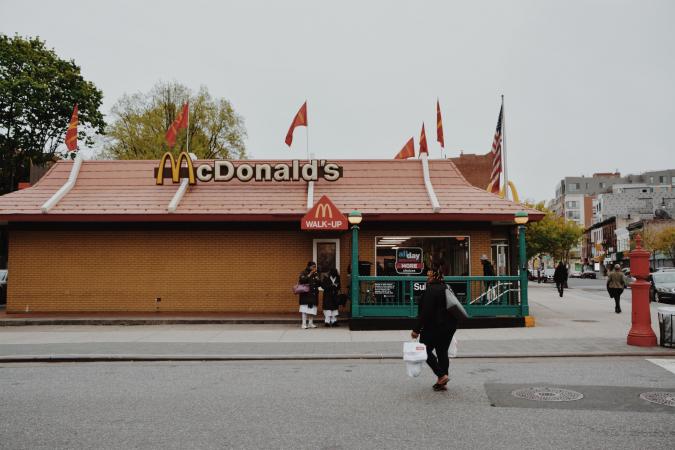 McDo n'a pas toujours servi des burgers