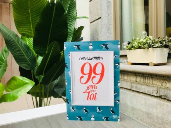 Pour pleurer un bon coup: «99 jours avec toi » – Catherine Miller