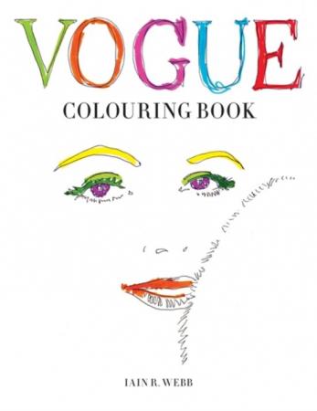 Kleurboek met modebeelden