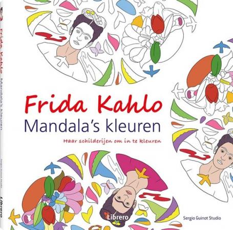 Frida Kahlo mandala's