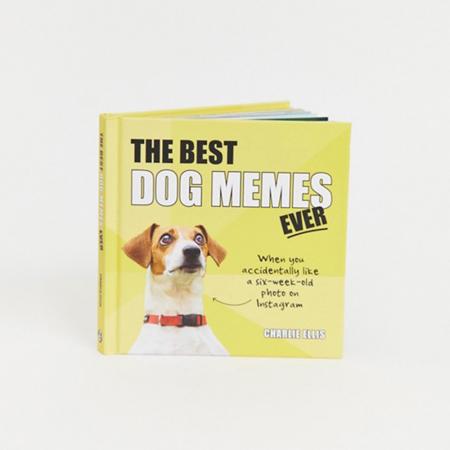 Boek 'The best dog memes'