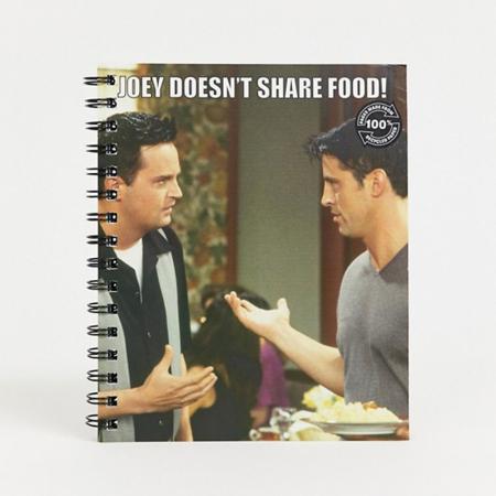 Notitieboek 'Friends'