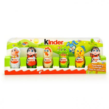 Kinder Mini Figuurtjes
