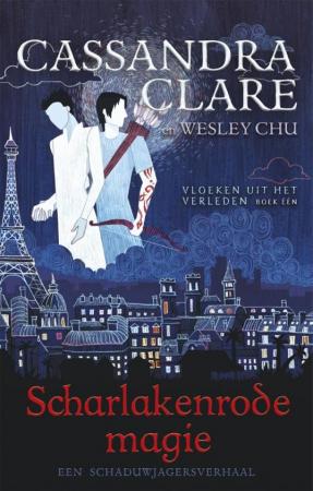 'Scharlakenrode Magie' vanCassandra Clare
