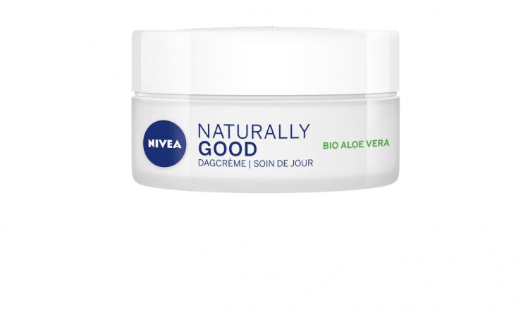 NIVEA Naturally Good Soin de Jour Aloe Vera