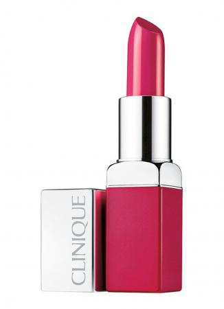 Pop Lip Colour + Primer vanClinique in de kleur 'Cherry Pop'