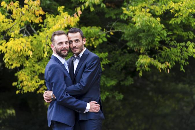 Christophe & Nick