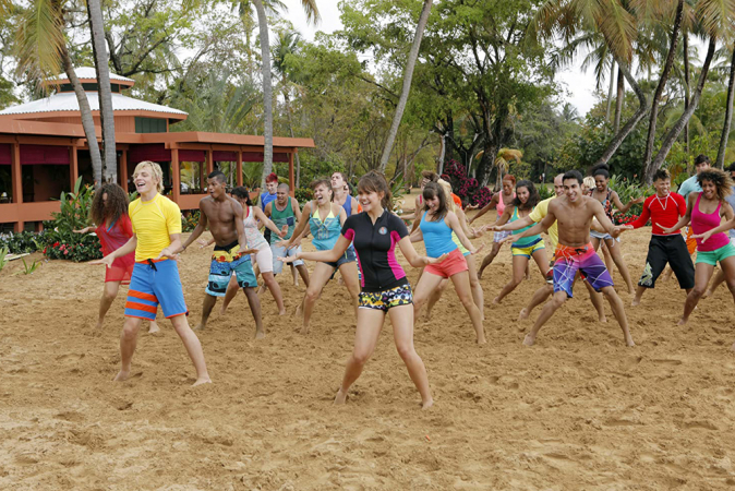 15. Teen Beach Movie