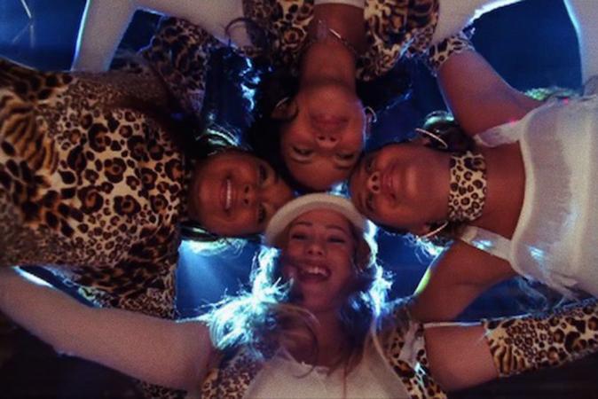 3. The Cheetah Girls