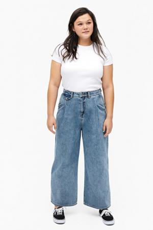 Baggy jeansbroek