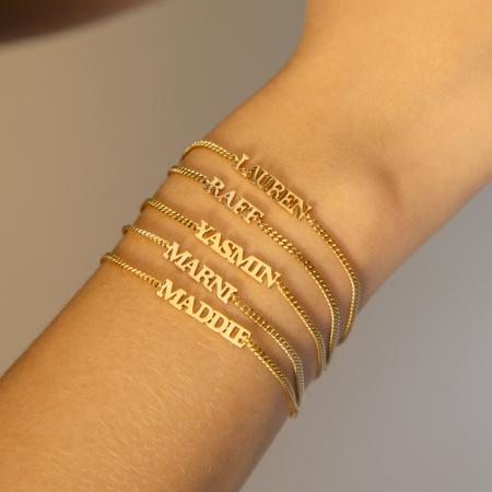 Bracelet personnalisé by Otiumberg