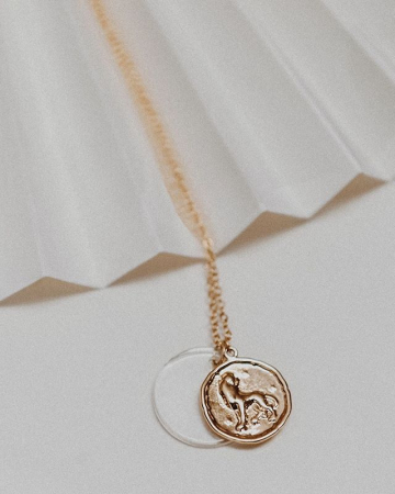 """Un collier """"astrologique"""" by Stone Jewelry"""