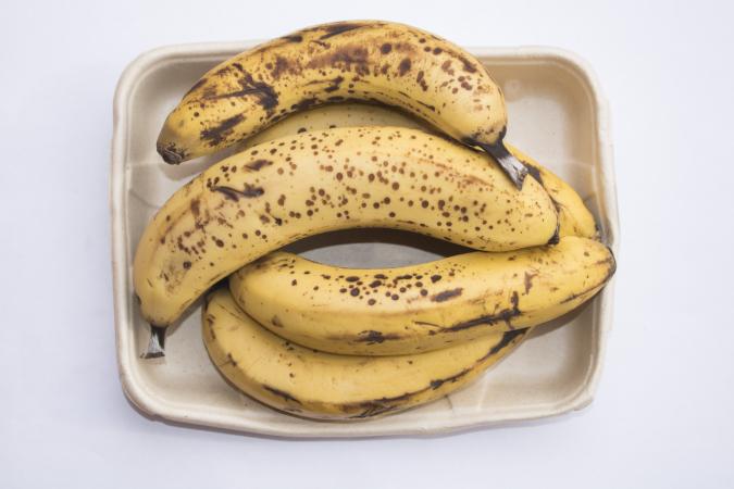 Des bananes mûres