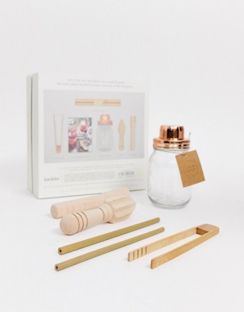 Calm Club mocktail kit