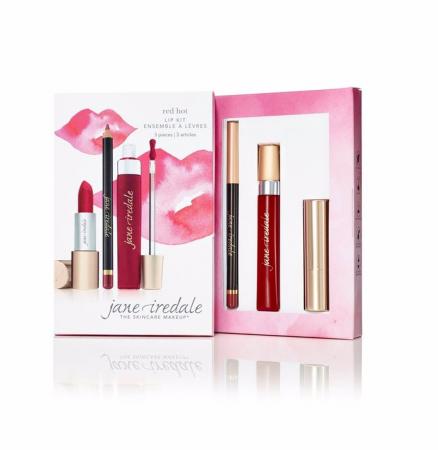 Lip Kit Red Hot de Jane Iredale