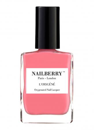Roze nagellak in de tint 'Bubble Gum'
