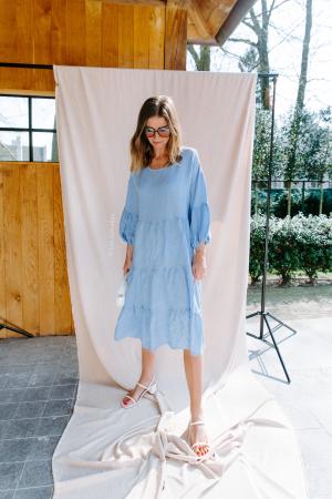 4. Gelaagde jurken