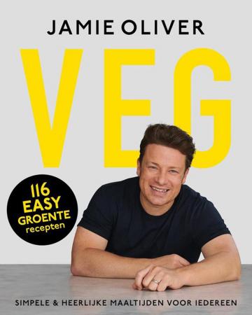 Kookboek 'VEG' van Jamie Oliver
