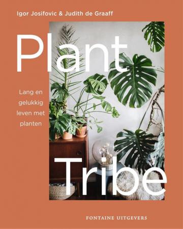 Boek 'Plant Tribe' van Igor Josifovic enJudith de Graaff