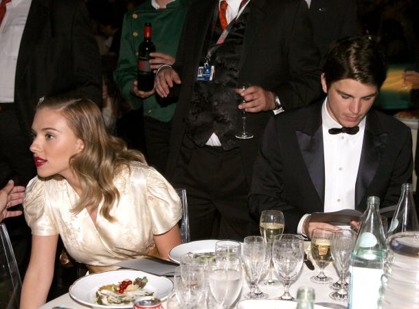 Scarlett Johansson et Josh Hartnett
