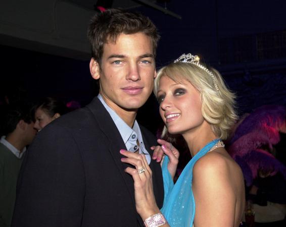 Paris Hilton et Jason Shaw