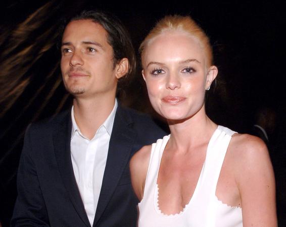 Orlando Bloom et Kate Bosworth