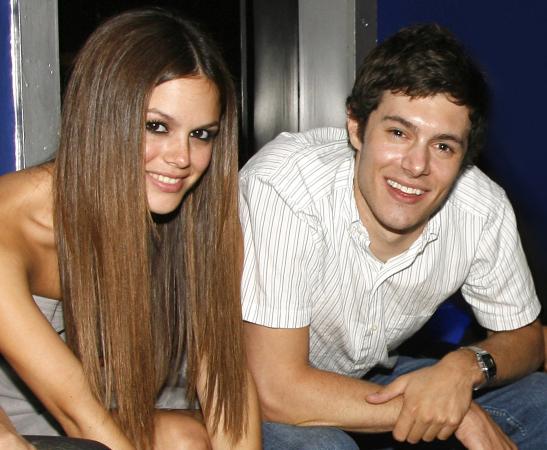 Rachel Bilson et Adam Brody