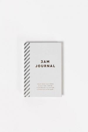 Carnet '3AM Journal'
