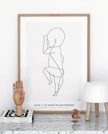 Poster de naissance