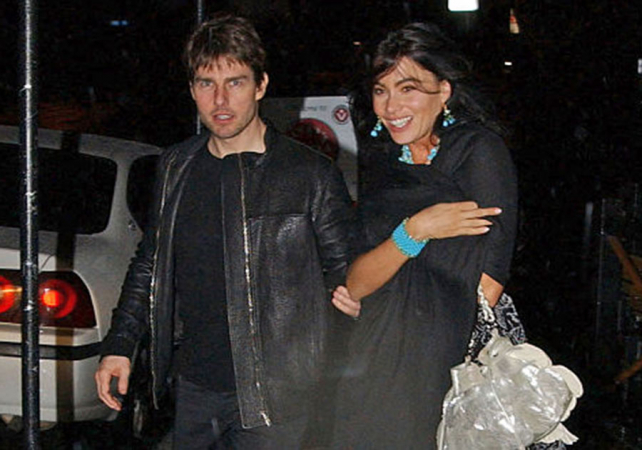 Tom Cruise en Sofia Vergara