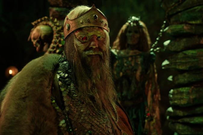 Olafur Darri Olafsson als Rugen The Leper King