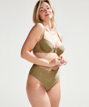 Bikini doré