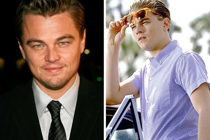 Leonardo DiCaprio – Frank Abagnale Jr dans «Arrête-moi si tu peux»