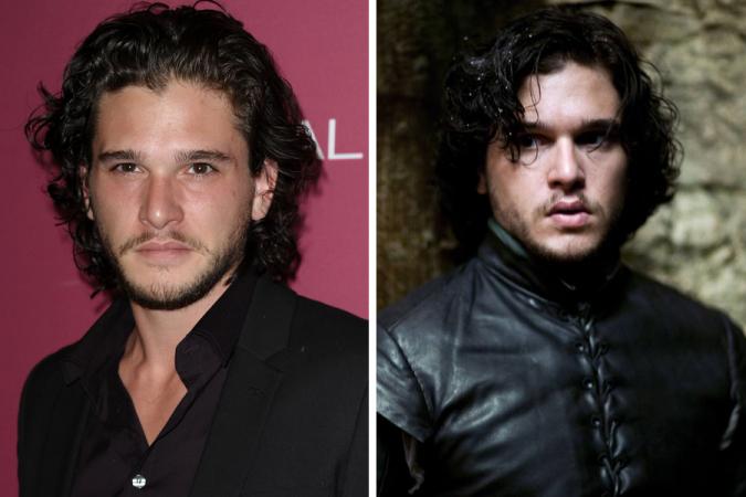 Kit Harrington – Jon Snow dans «Game of Thrones»