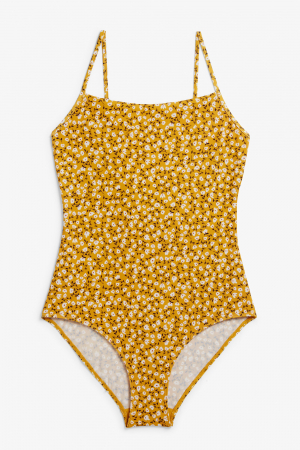 "<span id=""productTitle"" class=""product-name u-ellipsis"">Cross-back tie swimsuit</span>"