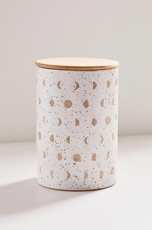 Grande boîte de rangement en céramique