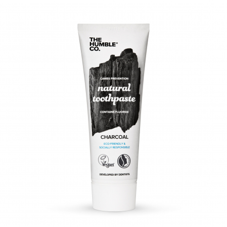 Natural Toothpaste Charcoal
