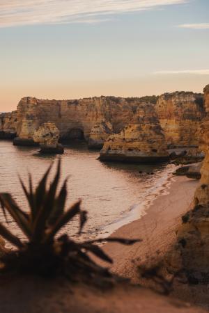 La côte australienne vs l'Algarve portugais