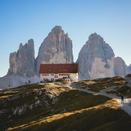Les montagnes néozélandaises vsles montagnes italiennes